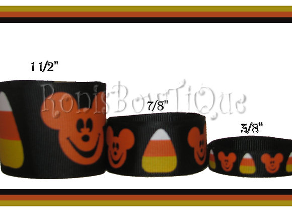 Mickey Mouse Candy Corn Halloween Lot