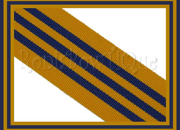 Royal Slide Stripe Ribbon