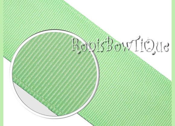 Mint Green Solid Grosgrain Ribbon