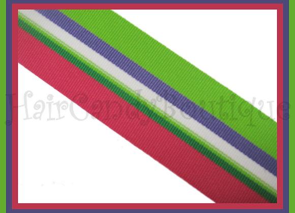 Beach Blanket Stripe Ribbon