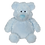 Thumbnail: EMBROIDER BUDDY Bobby Buddy Bear, BLUE Personalized Gift Teddy Bear