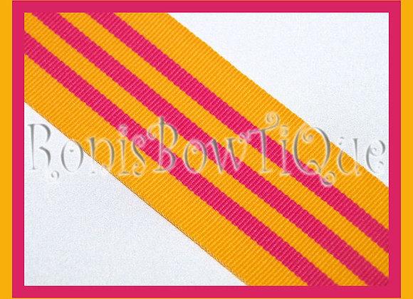 Mango Slide Stripe Ribbon