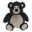Thumbnail: EMBROIDER BUDDY Bobby Buddy Bear, BLACK Personalized Gift Teddy Bear