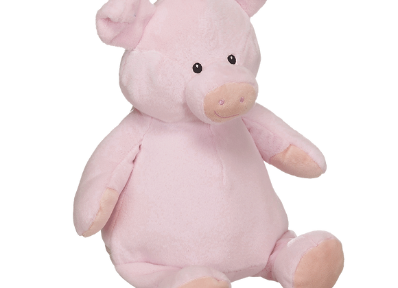 EMBROIDER BUDDY Sweetie Piggy Pal Buddy Personalized Gift Stuffed Animal