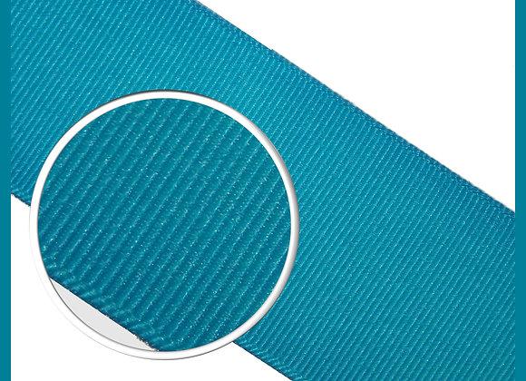 Tornado Blue Solid Grosgrain Ribbon