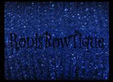 Royal Blue Glitter Ribbon