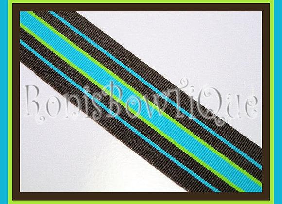 Bermuda Cool Stripe Ribbon