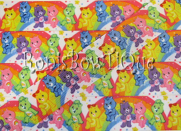 CARE BEARS RAINBOW