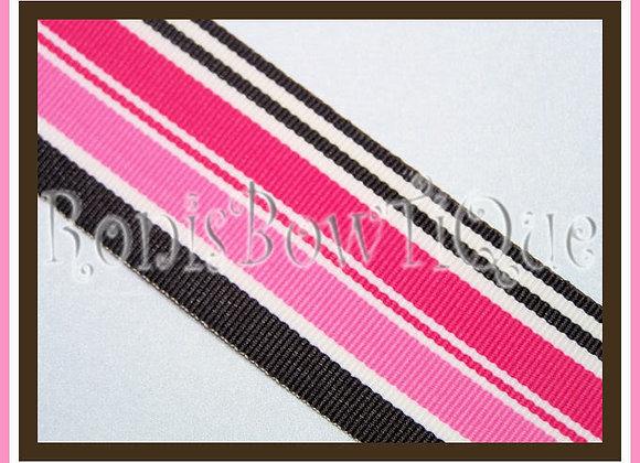 Neopolitan Stripe Ribbon