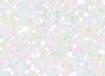 "RAINBOW WHITE GLITTER HTV HEAT TRANSFER VINYL 12"" x 15"""