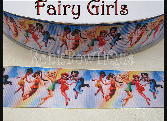 TINKERBELL FAIRY GIRLS
