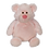 Thumbnail: EMBROIDER BUDDY Bobby Buddy Bear, PINK Personalized Gift Teddy Bear