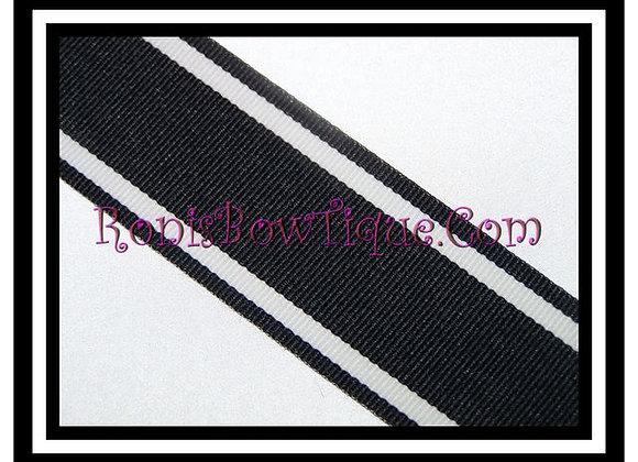 Italian Side Street Stripe Ribbon