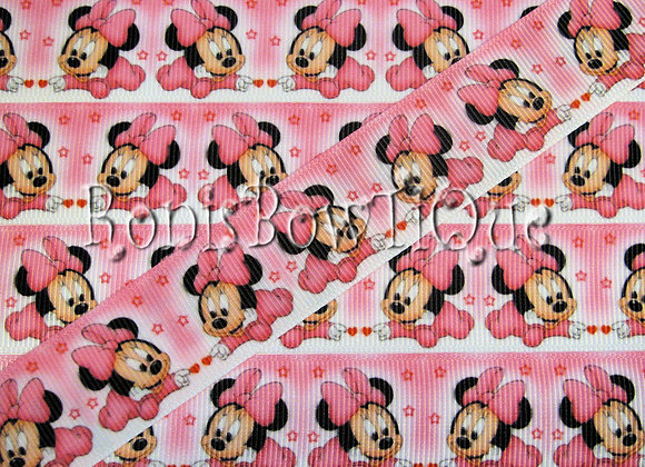 BABY MINNIE MOUSE IN PINK