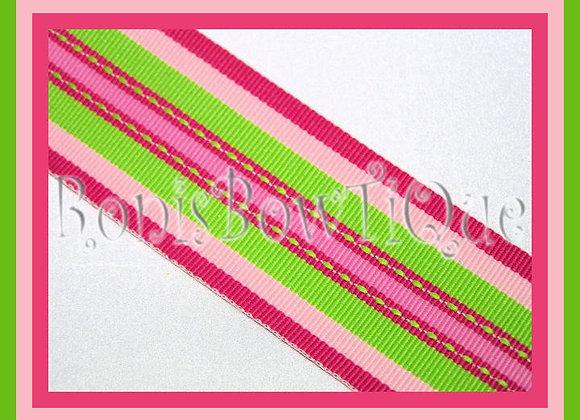 Super Hot Trax Stripe Ribbon