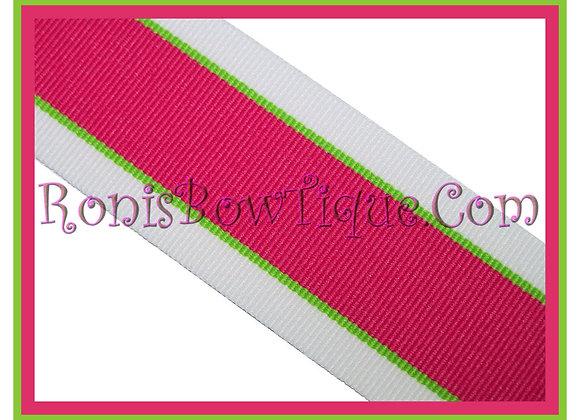 Island Blast Stripe Ribbon