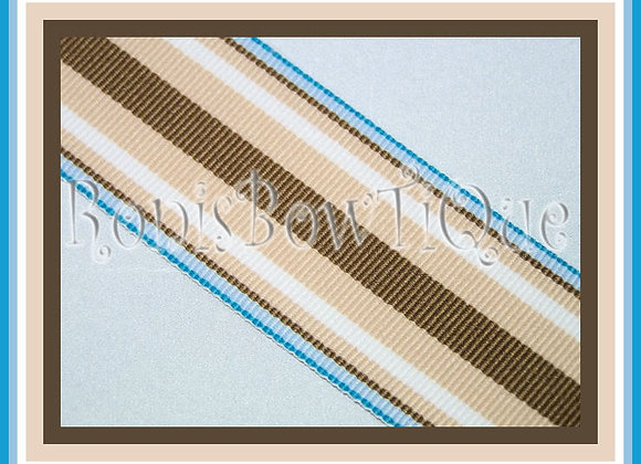 Seaside Stripe Ribbon