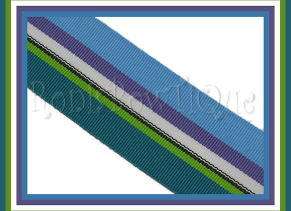 South Seas Stripe Ribbon