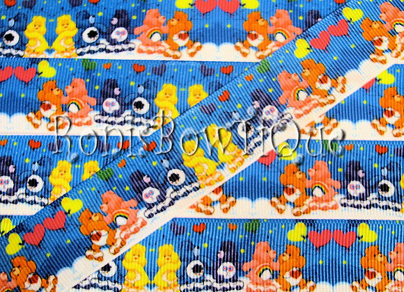 CARE BEARS BLUE