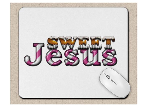 SWEET JESUS DIGITAL DOWNLOAD SUBLIMATION PNG Design