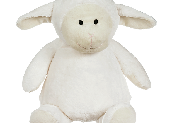EMBROIDER BUDDY Lambton Lamb Buddy Personalized Gift Stuffed Animal Easter Gift
