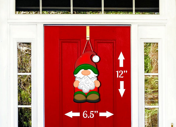 SANTA GNOME SVG, SANTA GNOME PNG, CUT FILE SUBLIMATION DESIGN INSTANT DOWNLOAD