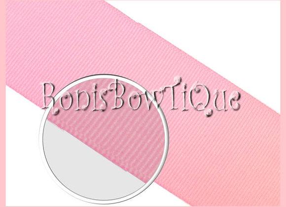 Pearl (Baby Pink) Solid Grosgrain Ribbon