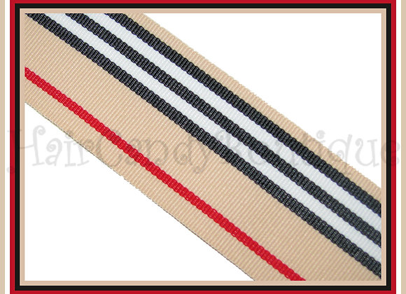 Kayla Blvd Stripe Ribbon
