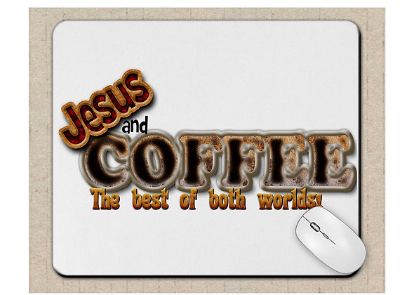 JESUS AND COFFEE THE BEST OF BOTH WORLDS DIGITAL DESIGN PNG JPEG