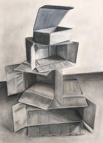 Perspective Box Still-Life