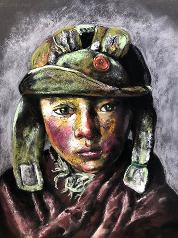 Soldier Girl