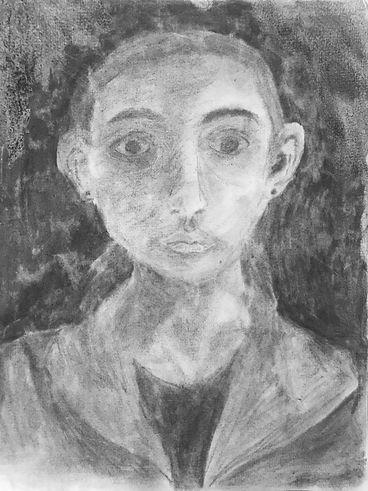 Julia Schoenfeld's Self Portrait