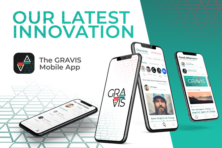 A Virtual Mentoring App Made to Connect Mentors and Students in the feilds of Graphic Design.