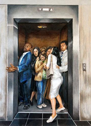 Elevator Rush