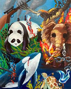 Broken Animals