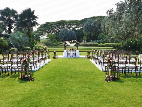 Wedding of Siva & Clairah - Hortpark