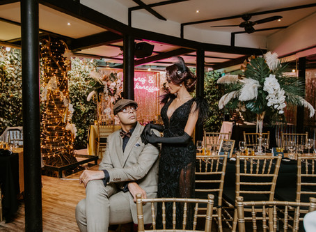 Wedding of Manoj & Vanessa - The Halia