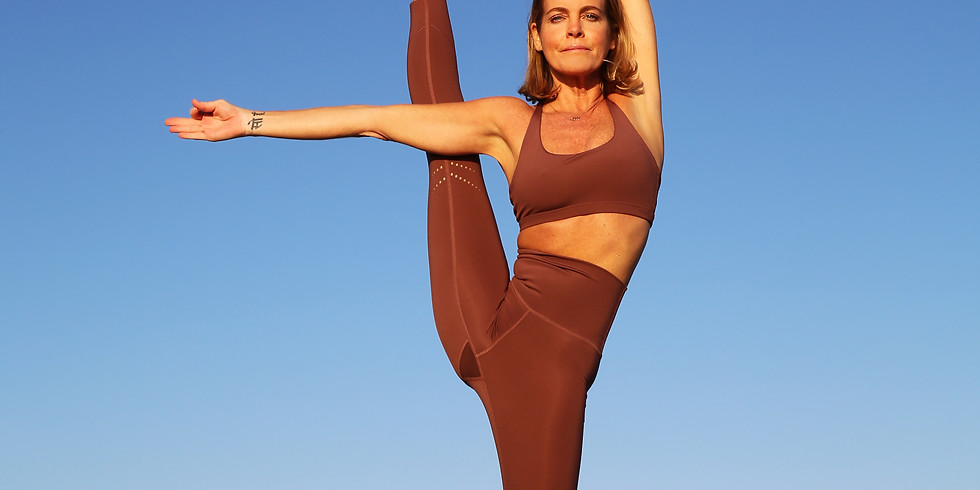 """Pre festival """"Sequencing & the Energetic Body"""" a 4 Day Teachers Intensive with Noelle Connolly"""