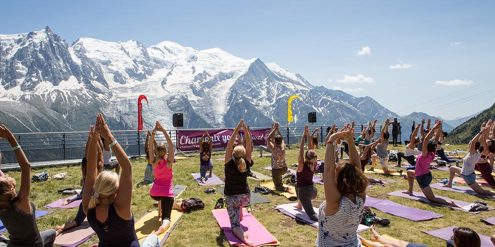 Chamonix Yoga Festival 7ème édition