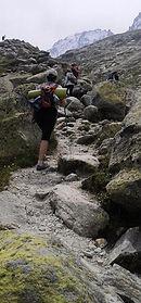 Chamonix yoga randonnée raquette sentiers guider groupes