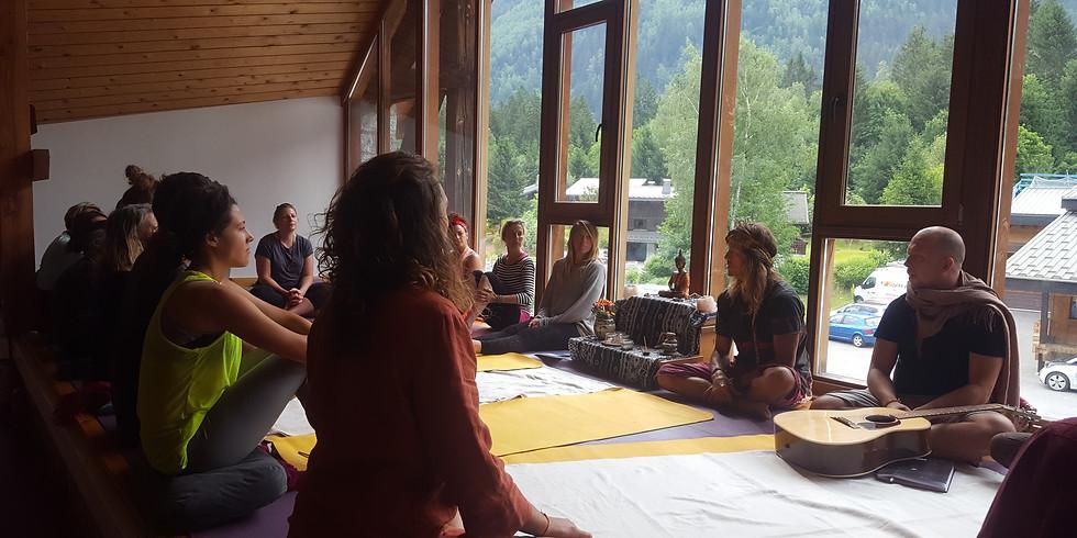 Post Festival - The healing touch -Thai yoga massage