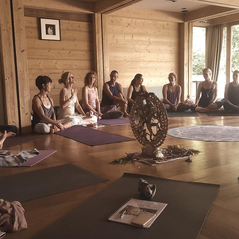 Post Festival - Formation Yoga - Eveiller son Master interieur