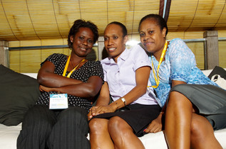 Opening Ceremony Cocktail Reception, Lag