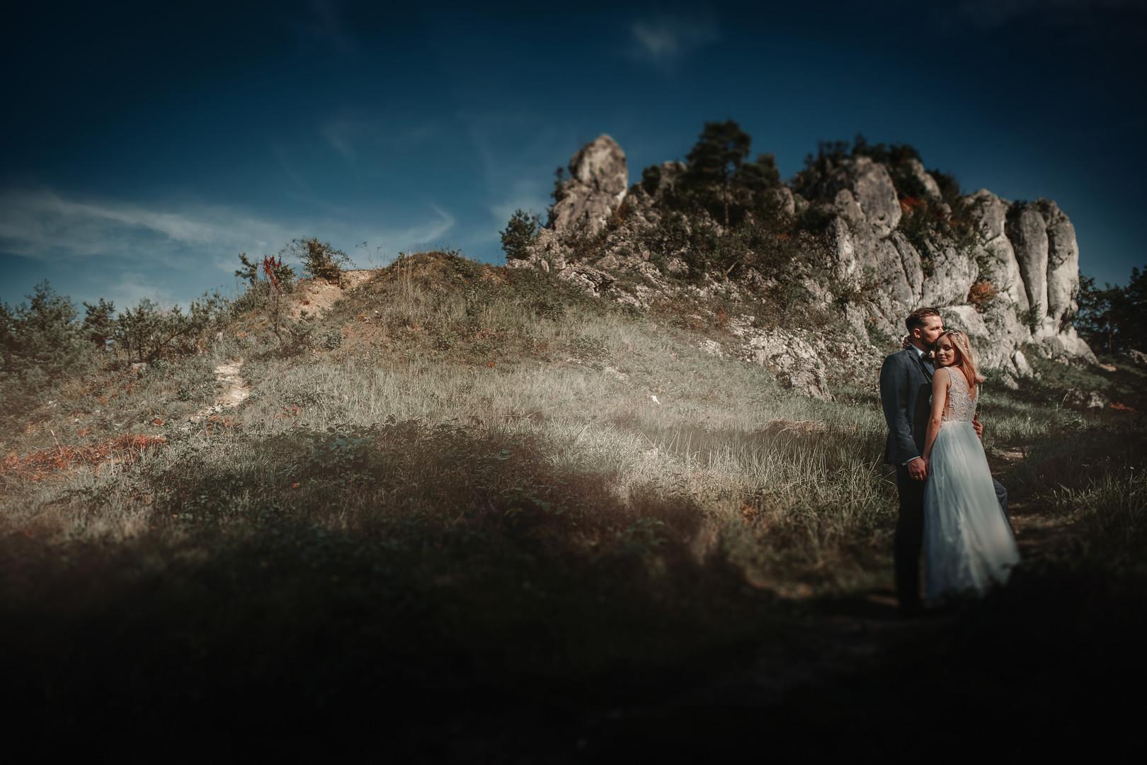Fotoreportaż ślubny agata i Christoff (1