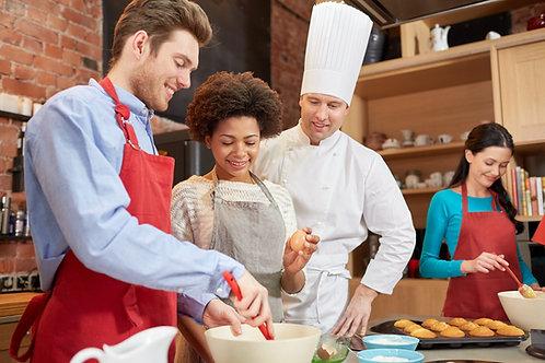 Semi-Private Baking Lesson (2 people)