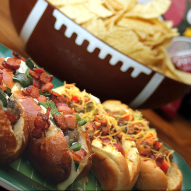 Family Game Day Foodie:  Arizona Cardinals vs. Denver Broncos