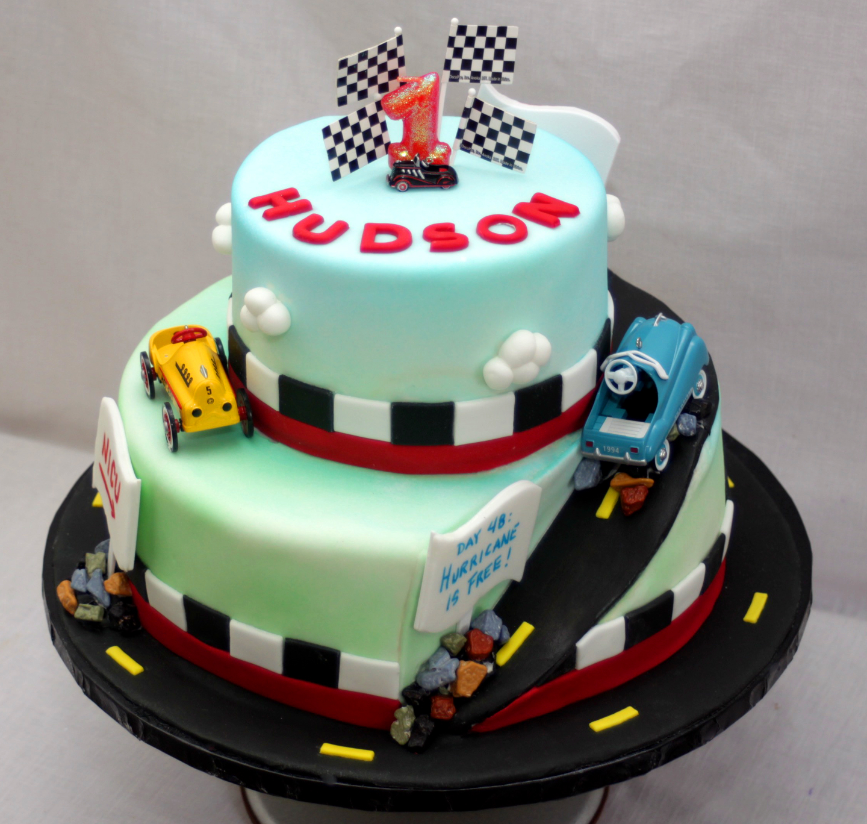 UPHILL ROAD CAKE