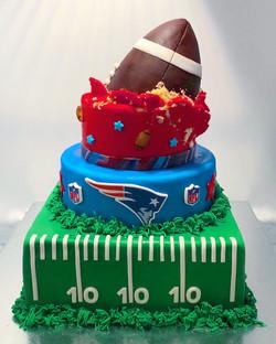 NFL CAKE