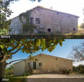 Before After renovation