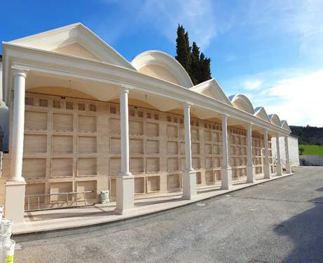 Nuovi Loculi Cimitero Apiro